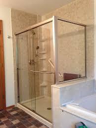 Euro Shower Doors by Bull Shoals Series White River Bath