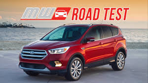 Ford Escape Generations - road test 2017 ford escape escapism youtube
