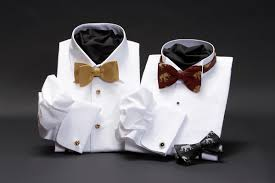 white superfine cotton marcella dress shirts with gold basket