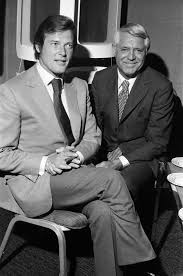 roger moore i was one lucky b d sir roger moore from life as a saint to