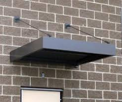 Architectural Metal Awnings Metal Canopy Aegis Metal Canopy Datum Metal Commercial Metal