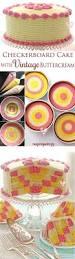 Halloween Cake Tutorial Best 25 Checkerboard Cake Ideas Only On Pinterest Checkered