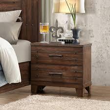 nightstands cheap rustic nightstands distressed nightstands