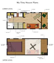 One Room Cottage Floor Plans Modern Tiny House Plans Interior Design