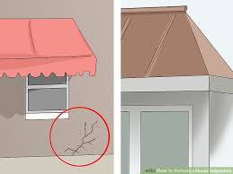 How To Clean An Awning On A House 3 Ways To Perform A House Inspection Wikihow