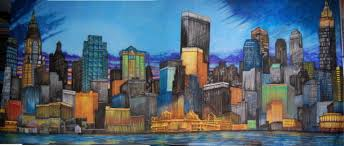 backdrop city backdrop city skyline 30 foot w x 14 foot t rentals ft wayne in