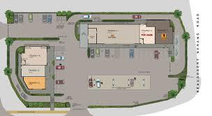 paddington station floor plan caltex service station 2d coloured site plan mozam