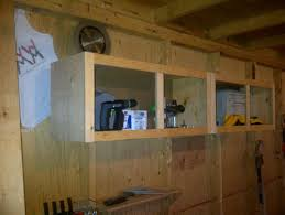 how to build plywood garage cabinets out in the shop 1 upper shop cabinets 36 70 by michaelagate