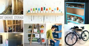 Lowes Garage Organization Ideas - 35 diy garage storage ideas to help you reinvent your on a budget
