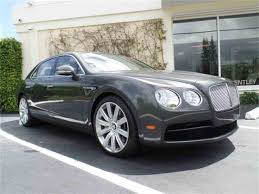 2017 bentley flying spur for sale 2015 bentley flying spur for sale classiccars com cc 978837