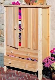 Cedar Wardrobe Armoire Amazon Com Rustic Natural Cedar Furniture Wardrobe Armoire