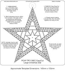easycut templates from pca craft supplies