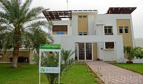 100 solar powered super villa makes arab housing sustainable