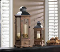 Rustic Wholesale Home Decor Large Mount Vernon Wooden Lantern Wholesale At Koehler Home Decor