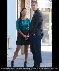 are sean lowe and catherine giudici faking it for the cameras