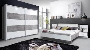 Schlafzimmer Komplett Modern Schlafzimmer Komplett 3 Teilig Mit Beleuchtung 180x200cm