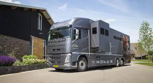 luxury semi trucks roelofsen horse trucks roelofsen horse trucks