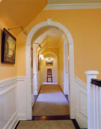 color paint colors hallway