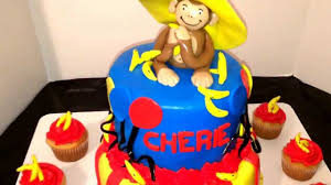 curious george cakes curious george cake check out jjsweettooth or jjsweettooth