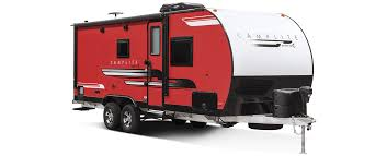 Camplite ultra lightweight travel trailers livin 39 lite