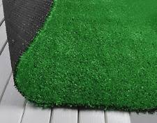 Rug Green Artificial Grass Carpet Ebay