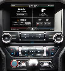 ford admits touchscreen defeat puts the buttons and knobs back
