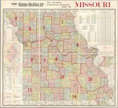map of missouri maps of missouri