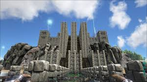 Build A Small Castle 25 Best Ark Survial Evolved Base Ideas Images On Pinterest