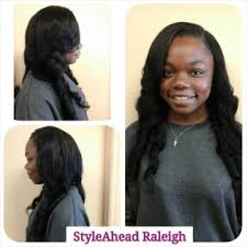 latest look hair braiding in wilmington nc hair salon raleigh nc weaves sew in quick dyed razor cuts