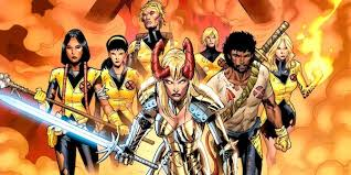 the new mutants movie just took an important step forward