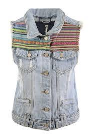 Light Jean Jacket Jacket Tribal Pattern Tribal Design Tribal Pattern Jeans