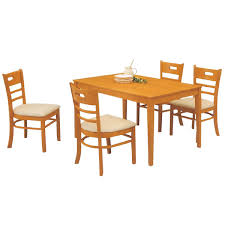 Samurai Furniture Rakuten Global Market Dining Set Wood Dining - Rubberwood kitchen table