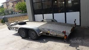 noleggio carrello porta auto noleggio rimorchio porta auto 2000 kg accessori auto in vendita