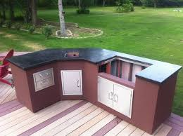 cheap outdoor kitchen ideas 10 outdoor kitchen plans turn your backyard into how to build