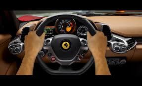 Ferrari 458 Interior - 2014 ferrari 458 italia interior image 410