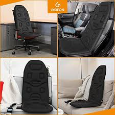 Massage Pads For Chairs Best Massage Cushions Reviews And Comparisons For 2017