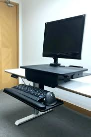 computer desk monitor lift flat computer desk computer desk monitor lift riser rd pneumatic gas