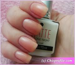 kinetics blameless nail polish from the change it up spring 2010