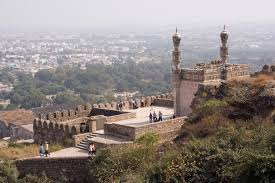 golkonda fort hyderabad city hyderabad