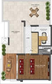second empire floor plans 3713 sq ft 3 bhk 5t villa for sale in empire delta insignia appa