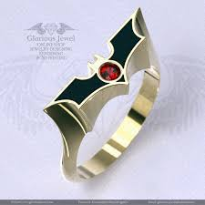 batman wedding ring 33 geeky engagement rings for the offbeat discovergeek