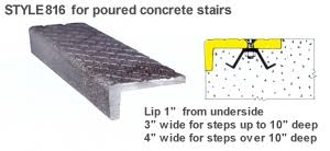 american safety stair nosings