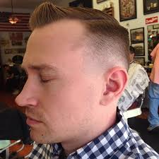 comb over with receding hairline 30 high and tight haircuts for classic clean cut men