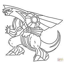 palkia coloring free printable coloring pages