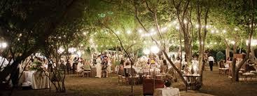 outdoor wedding venues san antonio san antonio outdoor event lighting the light event lighting