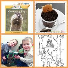 play five groundhog day activities play eat grow