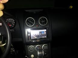 my pioneer avic d3 install in 2012 rogue w backup camera nissan