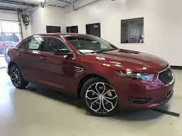 Sho Clear 2018 ford taurus sho awd sedan for sale toledo oh 46778