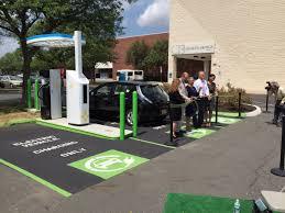 Quakerbridge Mall Map Quaker Bridge Mall Opens Nrg Evgo Electric Vehicle Charging