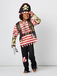 pirate fancy dress costume kids george at asda